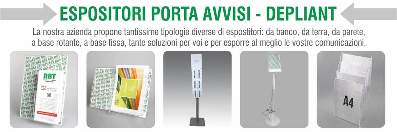 espositori-porta-avvisi-depliants-brochure