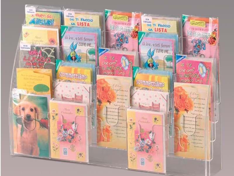 Espositori per edicole e cartolerie