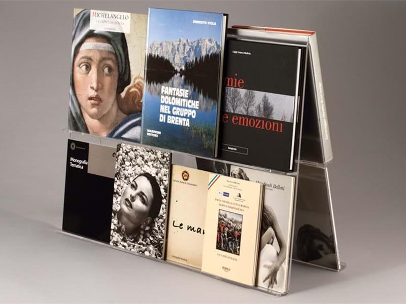 Espositori per libri e riviste