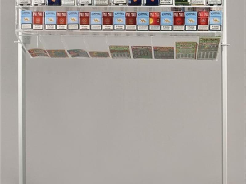 Strutture per sigarette, trinciati e cartine