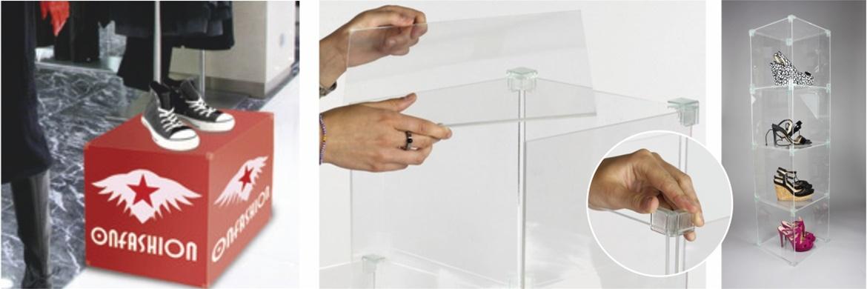 Cubi modulari componibili