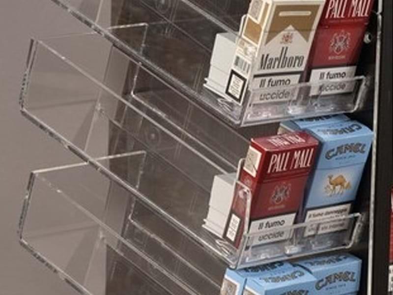 Spingipacchetto per sigarette