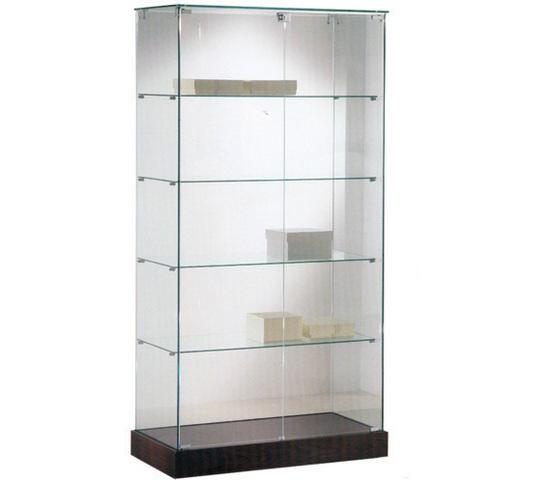 rbt espositori vetrine in cristallo