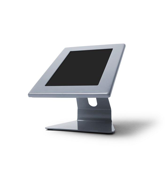 Porta tablet per ipad 10 39 39 da tavolo rbt espositori - Porta ipad da tavolo ...