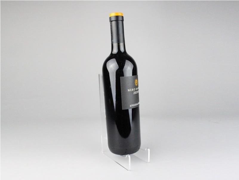 espositore porta bottilia vino